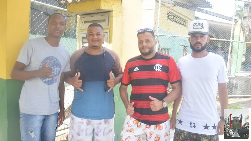 BAIXADA CHAMPIONS LEAGUE (Série A) - Duque de Caxias - 2019 -