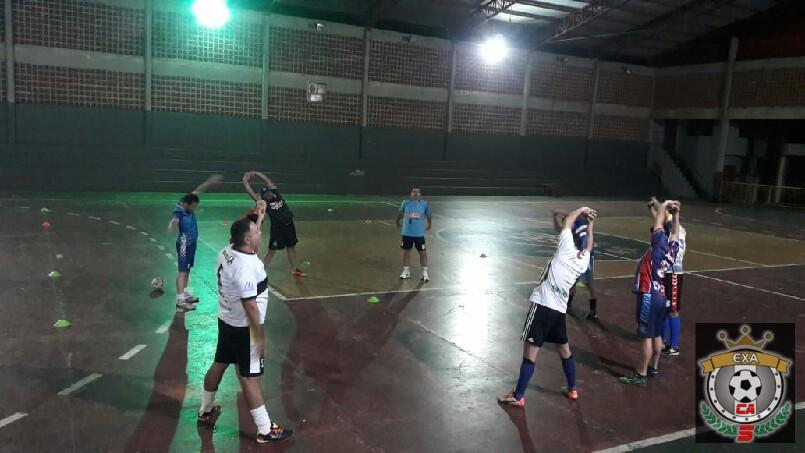 Torneo EXA CA5 - Sport Unión 96👍😅