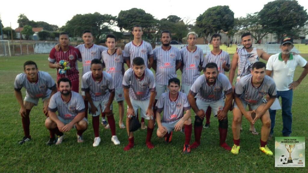 TAÇA CIDADE DE MINEIROS  - M.F.Clube
