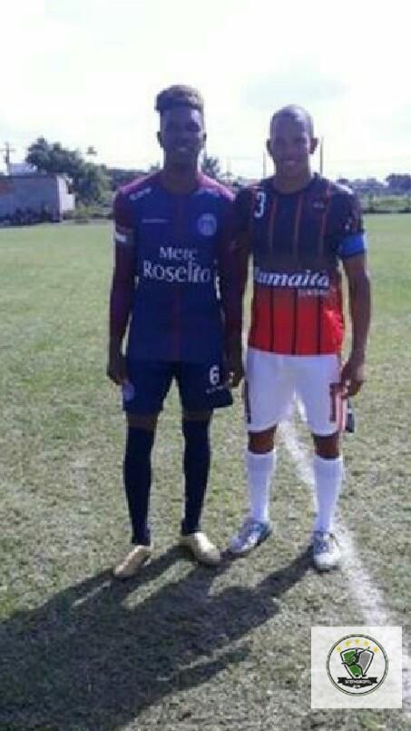 Campeonato Intermunicipal 2018 - dois mostro jogaram muito hoje..