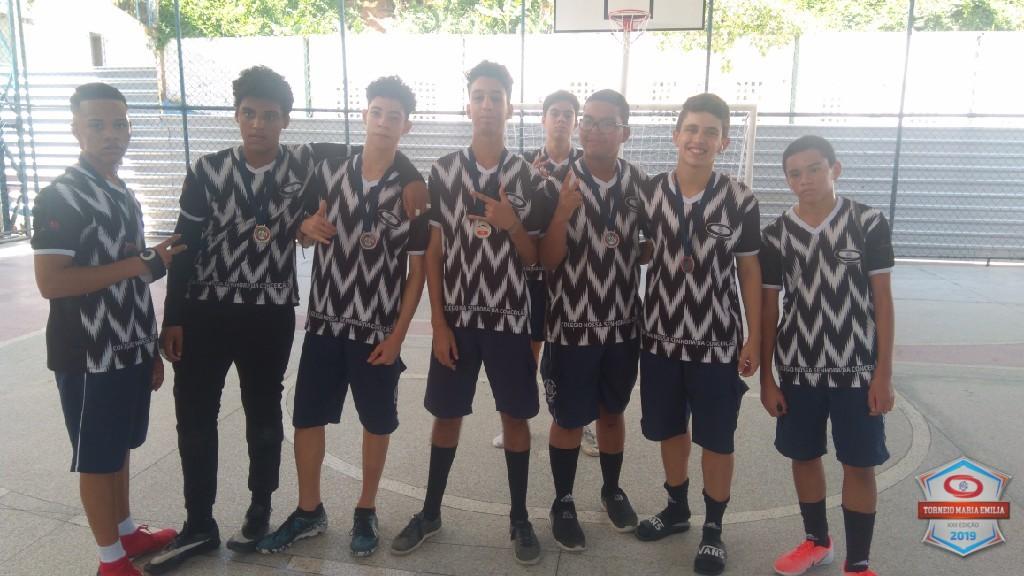 XXII Torneio Maria Emilia 2019 - undefined