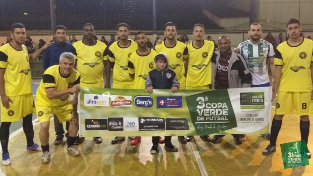 Copa Verde de Futsal 2019 - Borussia Gondim