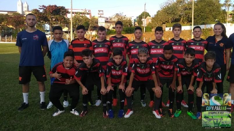 Copa Parana Futebol 7 Base - flamengo