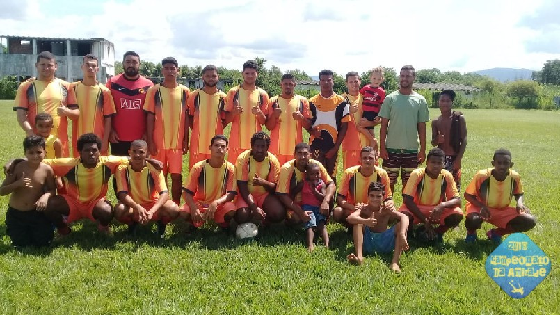 Campeonato Da Amizade  - #só família alecrim