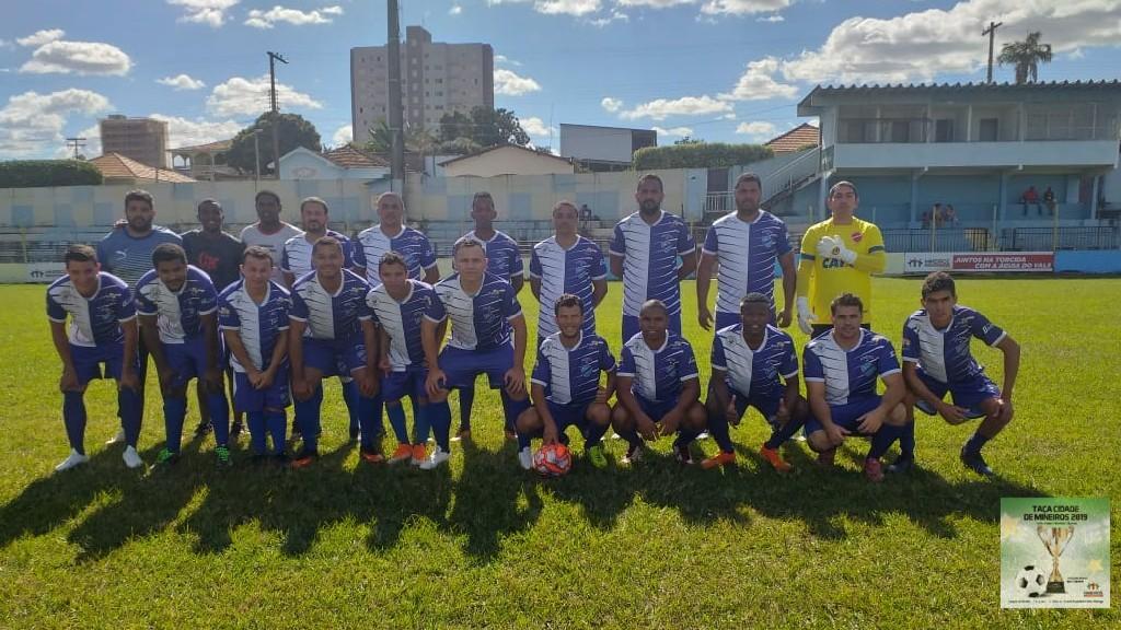 TAÇA CIDADE DE MINEIROS  - Associação Esportiva Leontino