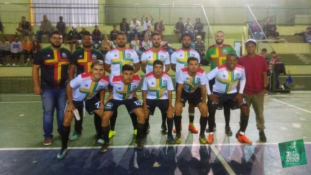 Copa Verde de Futsal 2019 - Rastafit