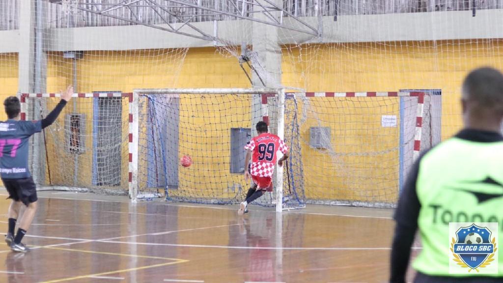 Copa Futsal FJU SBC  - Gooooolllll