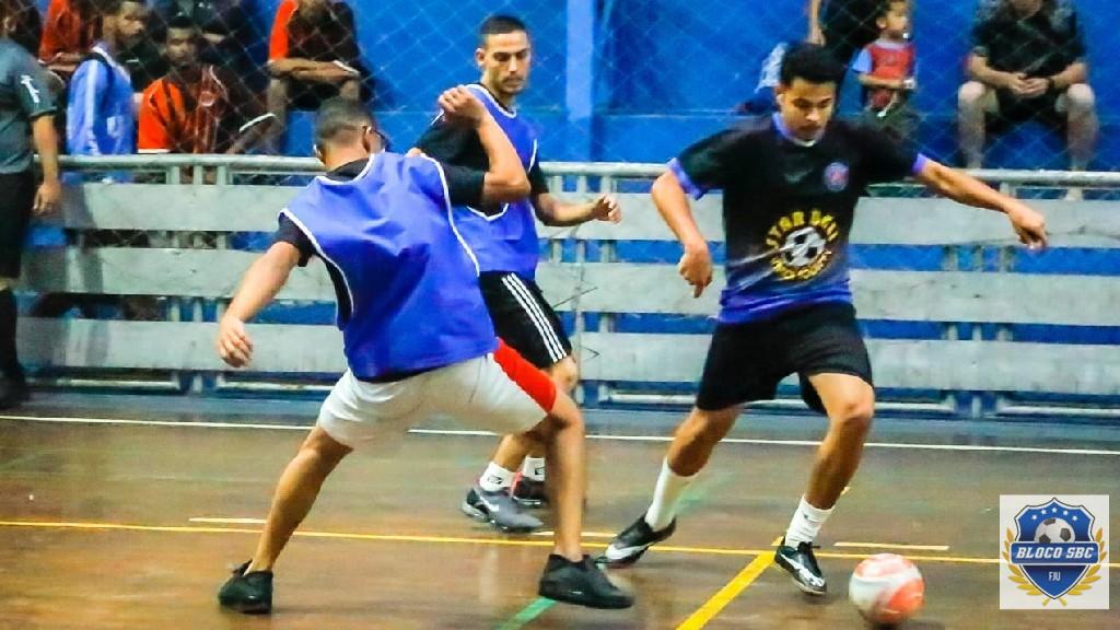 Copa Futsal FJU SBC  - Destemidos F.C x Team FJU