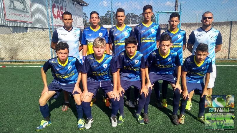 Copa Parana Futebol 7 Base - Londrina domina 1 tempo em um lance polêmico adf marca no minuto final e ganha no shout out