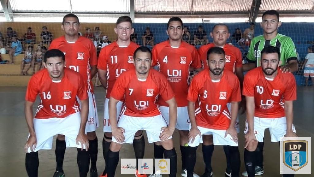 Liga Desportiva Patoense - ipueira fC