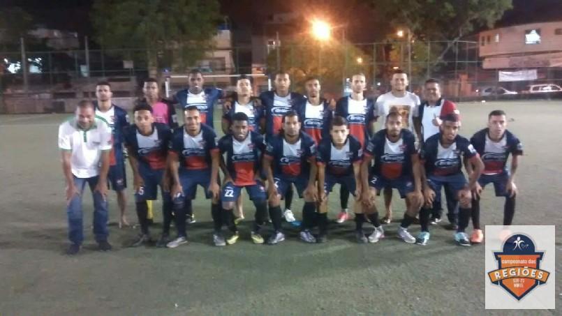 Campeonato Das Regiões Do Bloco Norte - time do Itararé