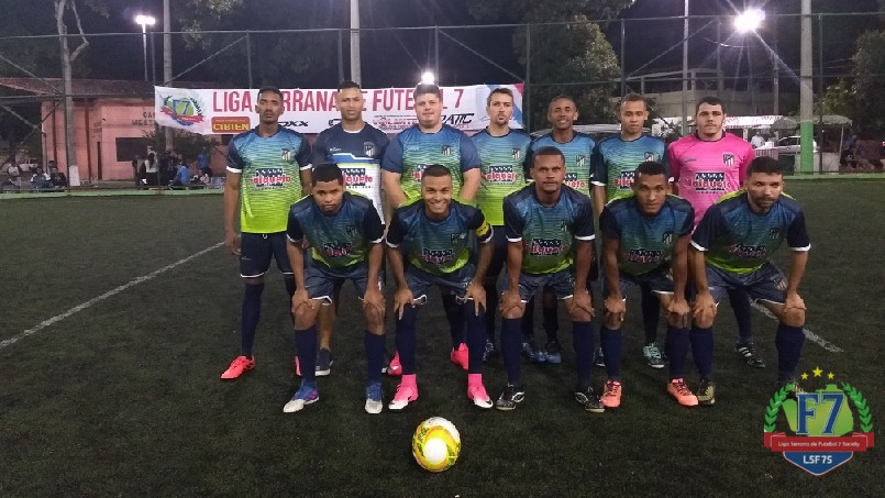 LIGA SERRANA DE FUTEBOL 7  - Atletic City F7