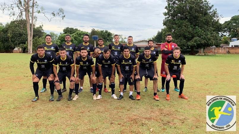 Domingo dos Boleiros 2019 - pró ativa F.c