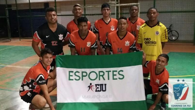Cearense da FJU  - Maraponga 3 A ( Corinthians)