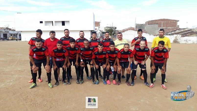 CAMPEONATO MUNICIPAL DE FUTEBOL DOS SÍTIOS AUGUSTINHO RUFINO DE MELO  - Sport Club da Magana