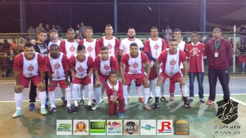 Copa Verde de Futsal 2018 - S.E. Unidos da  Aguada