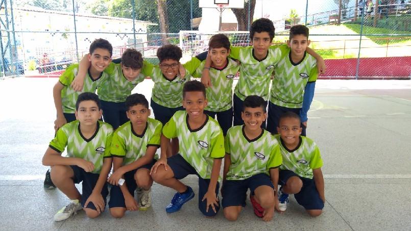 XXII Torneio Maria Emilia 2019 - Equipe verde 6 ano