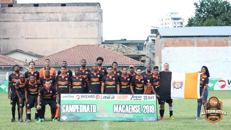 Campeonato ALTERNATIVA Macaense 2019 - BARRAMARES F.C.