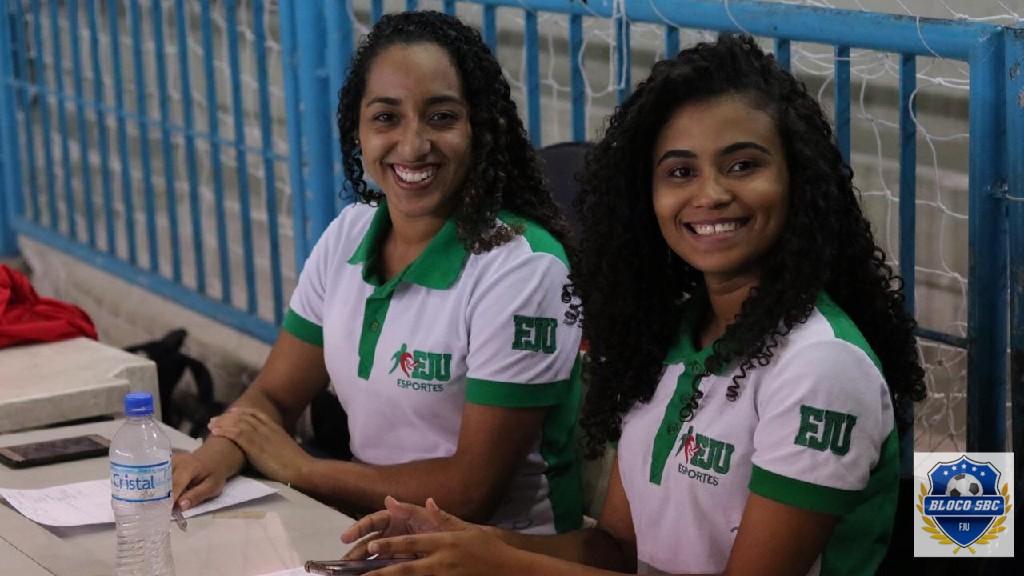 Copa Futsal FJU SBC  - Equipe de Mesárias do Esporte