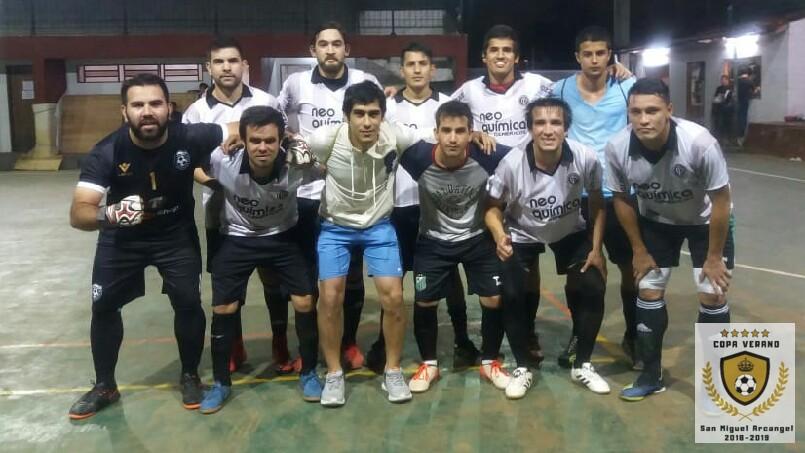 Copa Verano 2018-2019 - San Miguel FC