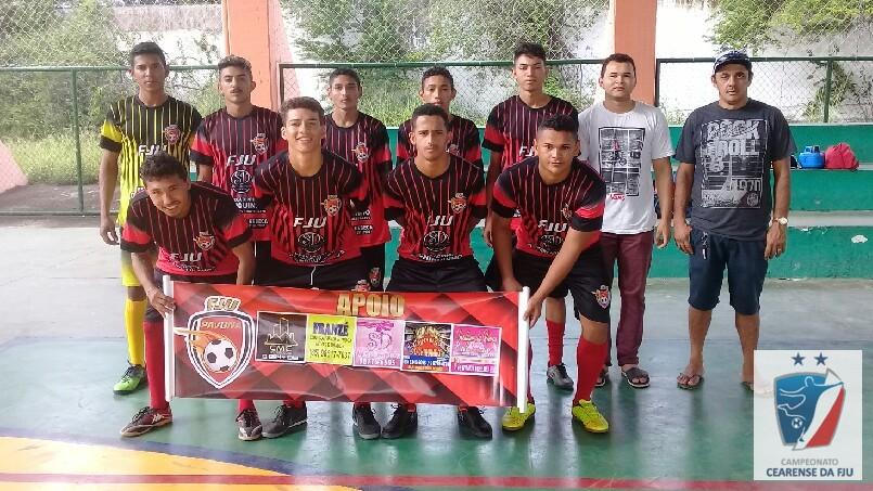 Cearense da FJU  - FJU PAVUNA seguindo nesse campeonato