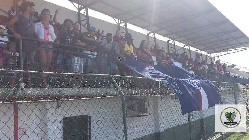 Campeonato Intermunicipal 2018 - Torcida do PSG DO JARDIM 💙❤🇫🇷⚽