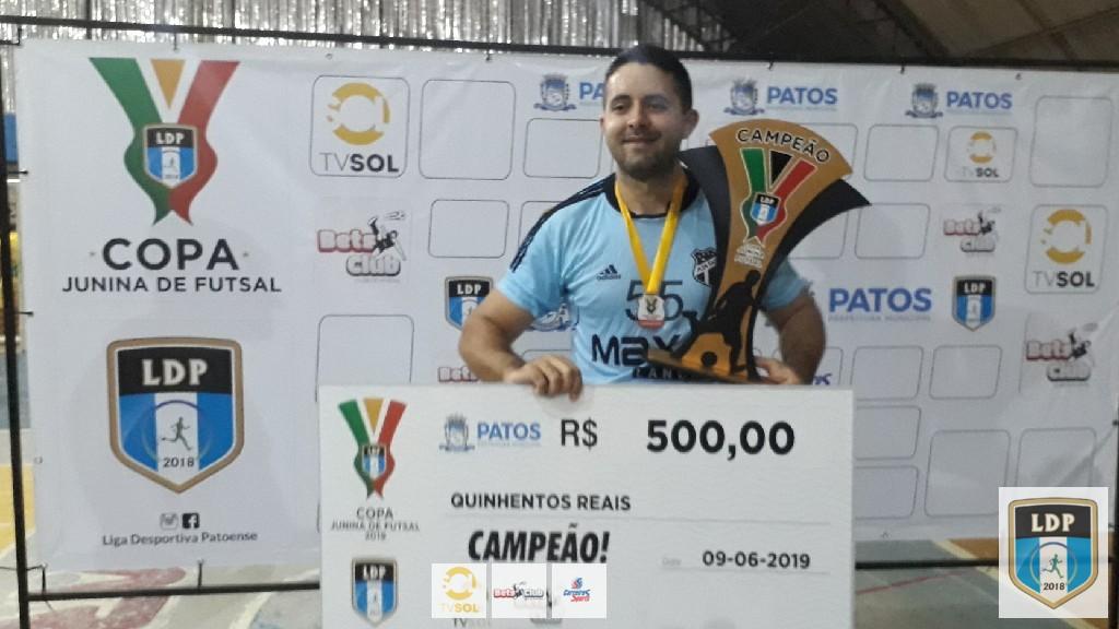 Liga Desportiva Patoense - diegao