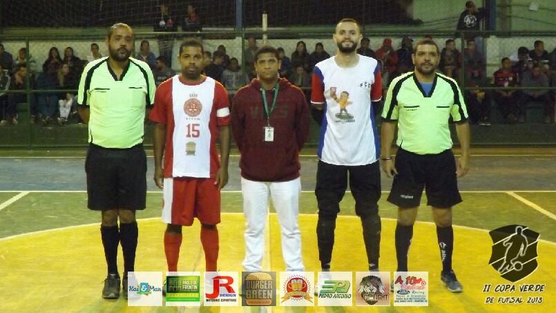 Copa Verde de Futsal 2018 - U.D.A. x Flamenguinho