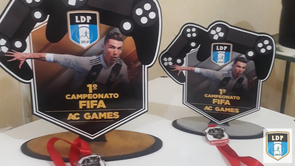 Liga Desportiva Patoense - premiaçao 🏆🥇