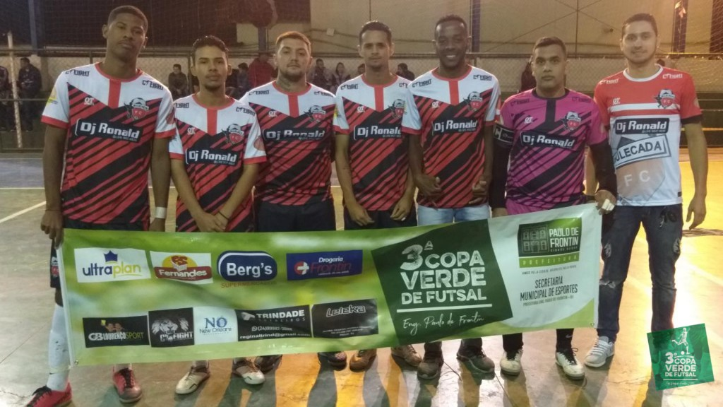 Copa Verde de Futsal 2019 - Mulecada