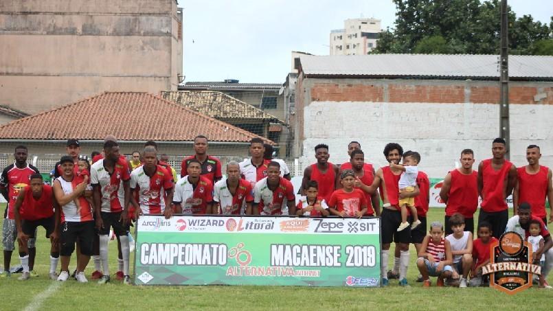 Campeonato ALTERNATIVA Macaense 2019 - A.E. FÚRIA