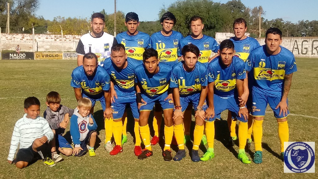 LIGA VEINTICINQUEÑA DE FUTBOL - Juventud Unida