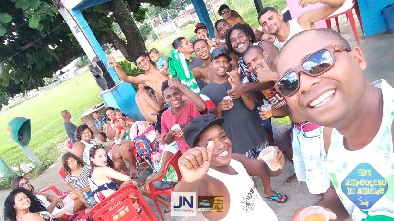 Campeonato Da Amizade  - #FamíliaEsperança💚