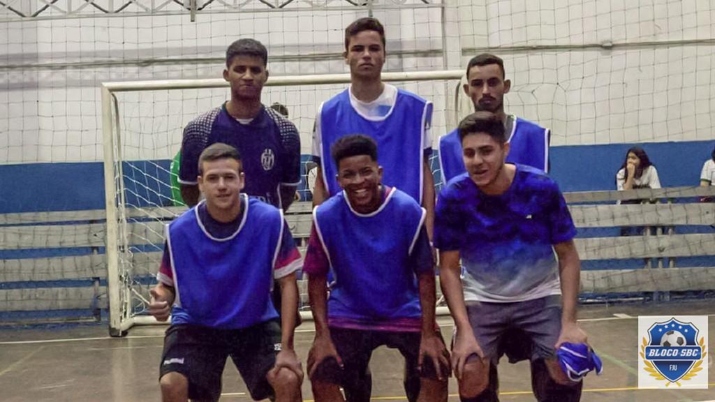 """Copa Futsal FJU SBC  - Time """"A Máfia"""""""