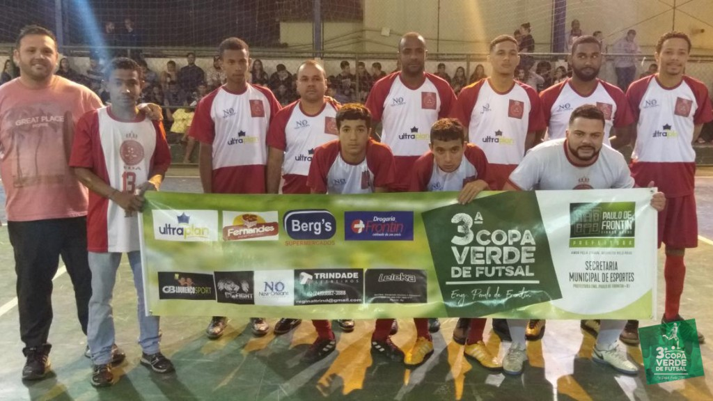 Copa Verde de Futsal 2019 - Unidos da Aguada
