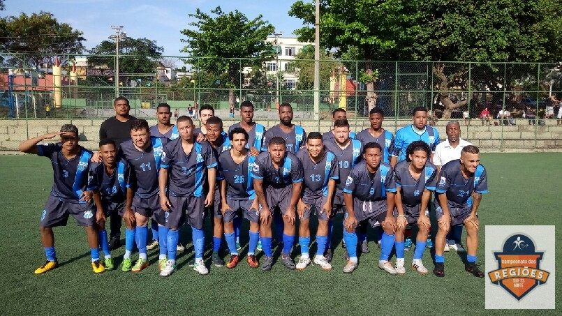 Campeonato Das Regiões Do Bloco Norte - time de Olaria 1