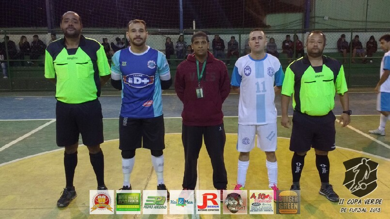 Copa Verde de Futsal 2018 - GRA x MAN