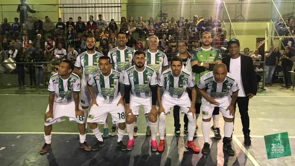 Copa Verde de Futsal 2019 - Seleção do Esporte Frontinense