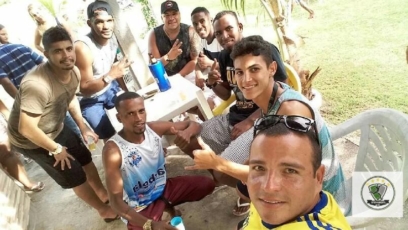 Campeonato Intermunicipal 2018 - familia MARBELA😎😎😎