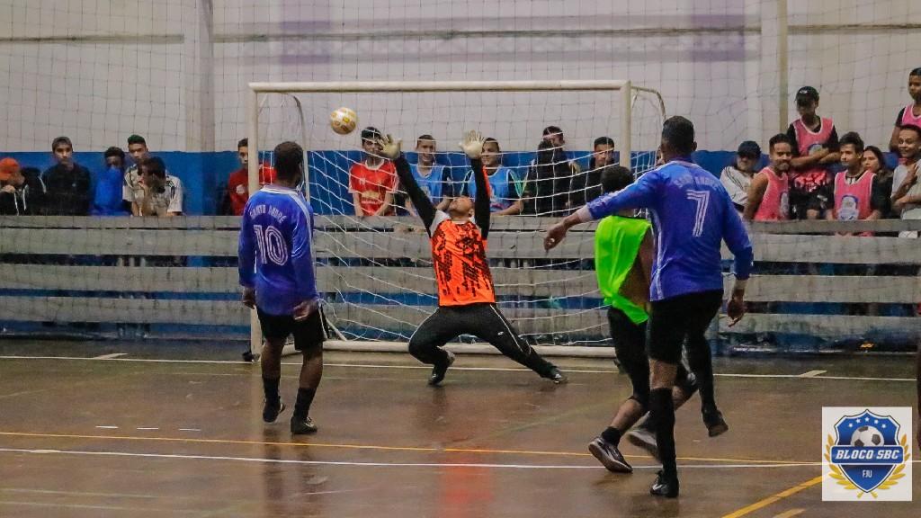 Copa Futsal FJU SBC  - Gol do Park F.C