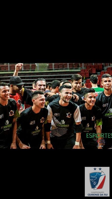 Cearense da FJU  - padre Andrade futsal