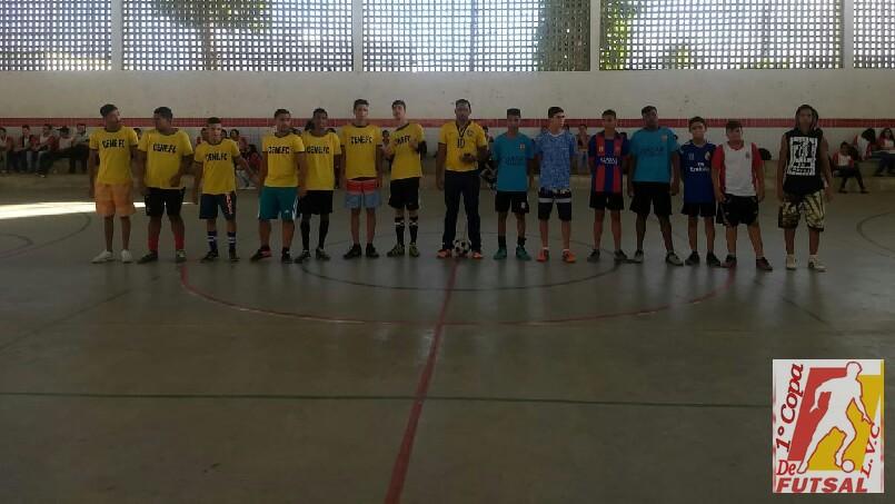 1° Copa Lvc De Futsal  - undefined