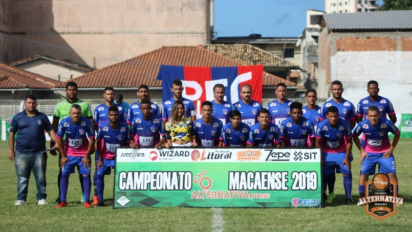 Campeonato ALTERNATIVA Macaense 2019 - LAGOMAR F.C.