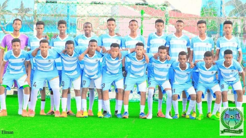 Bari Cup - Elman Football Club ❤