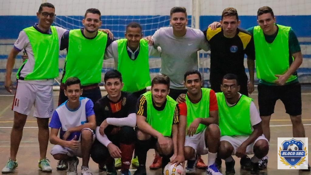 Copa Futsal FJU SBC  - Destemidos F.C
