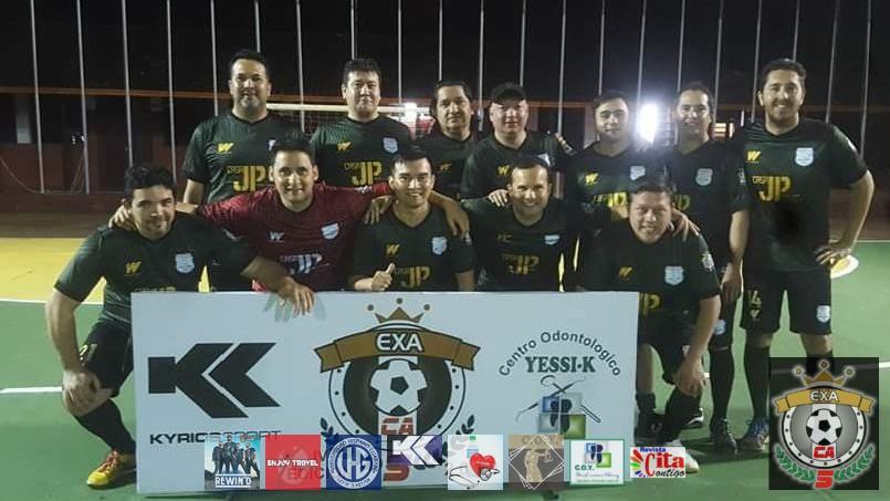 Torneo EXA CA5 - Unión 97
