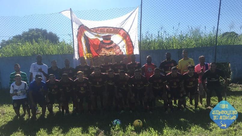 Campeonato Da Amizade  - Fúria 🖤💛❤️