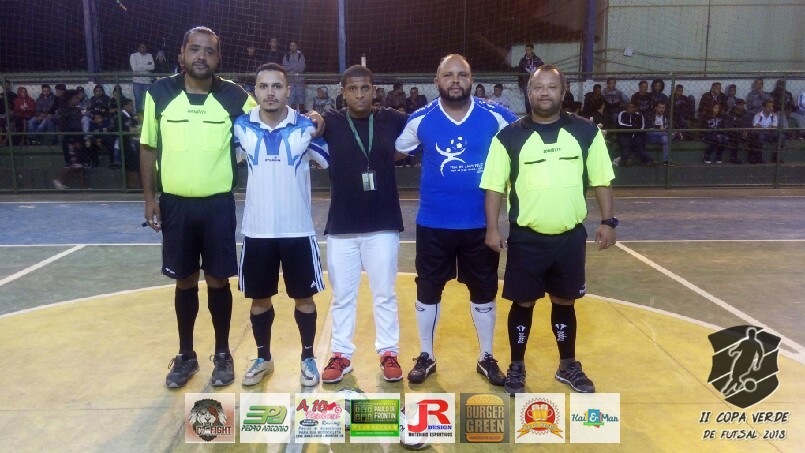 Copa Verde de Futsal 2018 - MUL x BAI