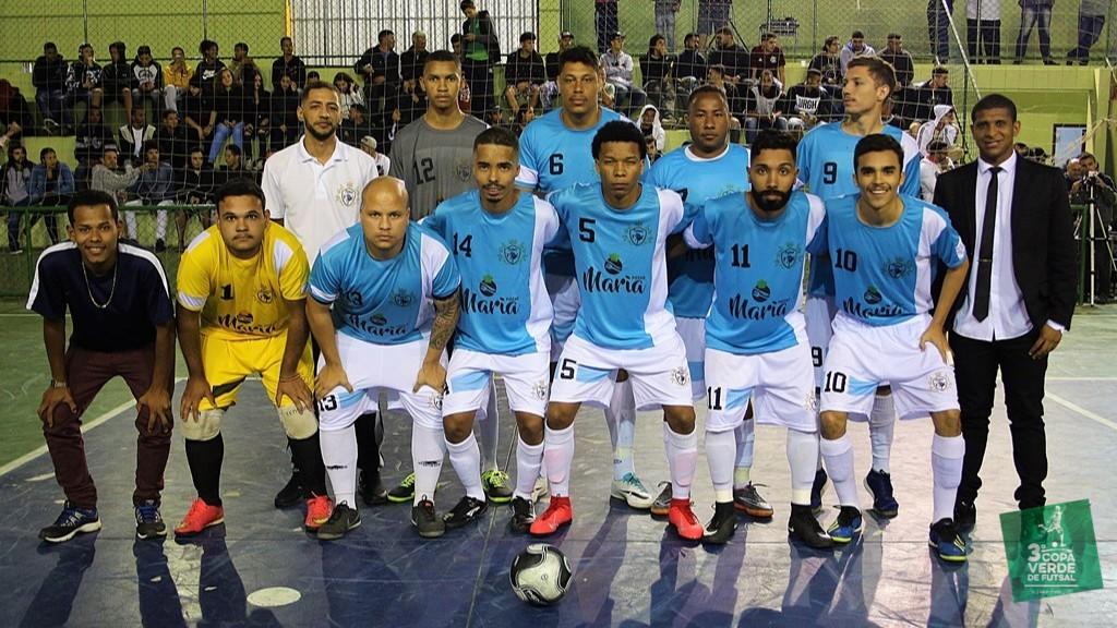 Copa Verde de Futsal 2019 - Pacheco