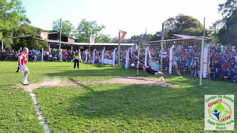 COPA SANTA AUTA - Estrela Vermelha foi finalista em 2017